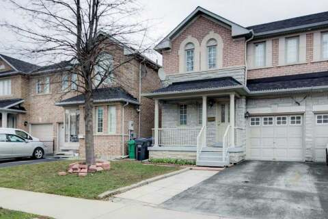 Townhouse for sale at 7 Canoe Glide Ln Brampton Ontario - MLS: W4773519