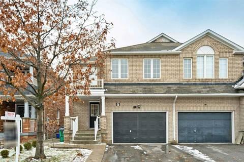 Townhouse for sale at 7 Capistro St Brampton Ontario - MLS: W4668087