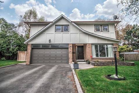 House for sale at 7 Caribou Pl Mississauga Ontario - MLS: W4460255