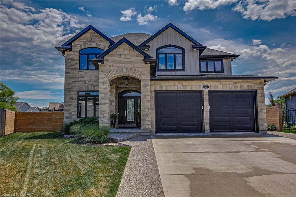 House for sale at 7 Carnoustie Ct St. Thomas Ontario - MLS: 269227