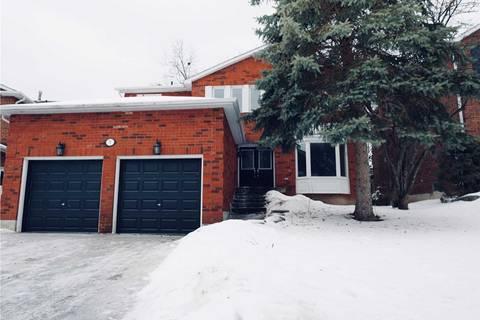 House for rent at 7 Chadburn Cres Aurora Ontario - MLS: N4389366