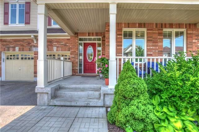 House for sale at 7 Chase Crescent Cambridge Ontario - MLS: X4201100