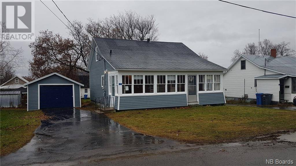 House for sale at 7 Churchill St Hartland New Brunswick - MLS: NB041250