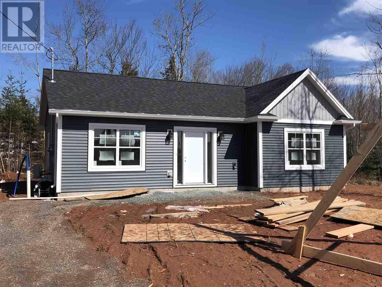 House for sale at 7 Cornerstone Dr Valley Nova Scotia - MLS: 201922812
