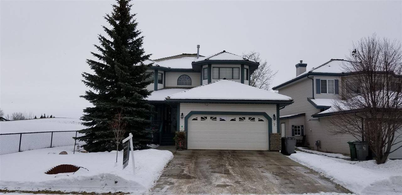 House for sale at 7 Country Club Dr Beaumont Alberta - MLS: E4176673