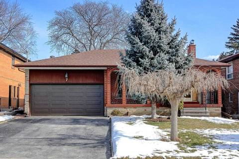 House for sale at 7 Culford Rd Toronto Ontario - MLS: W4696420