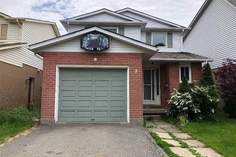 House for rent at 7 Culligan Cres Thorold Ontario - MLS: 30738475