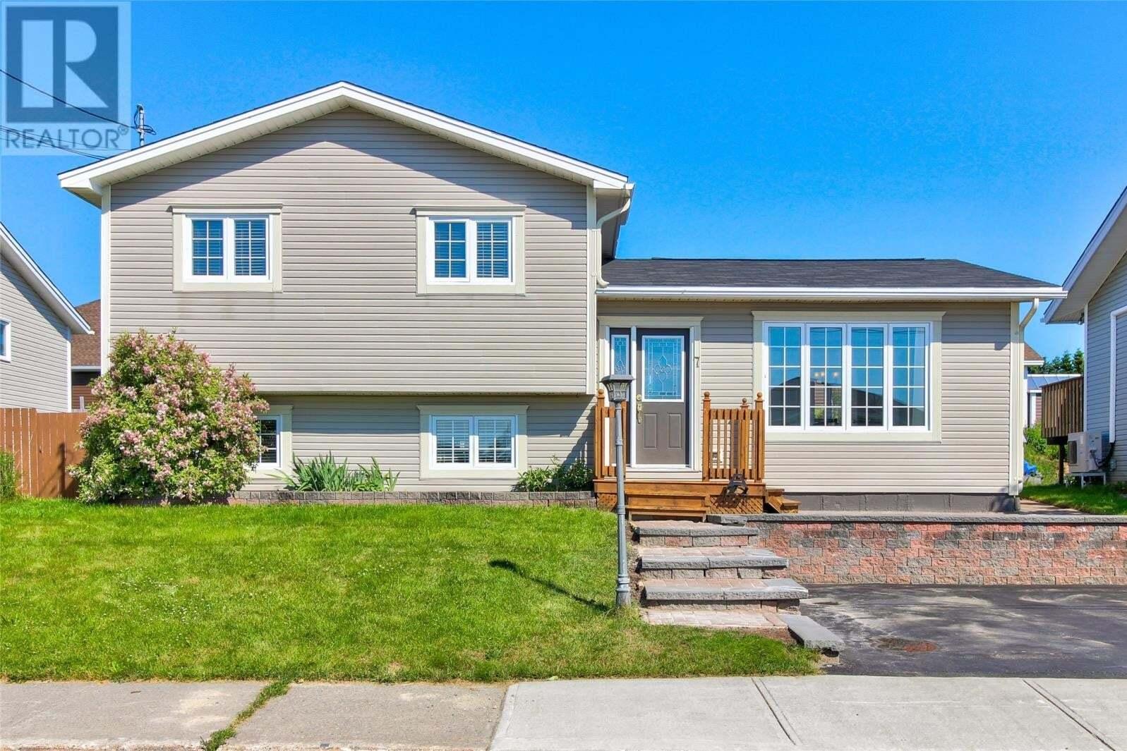 House for sale at 7 Denford Estates Conception Bay South Newfoundland - MLS: 1217878