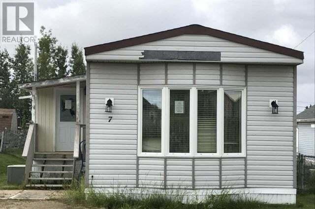 Home for sale at 7 Derrick Cres Swan Hills Alberta - MLS: 51379