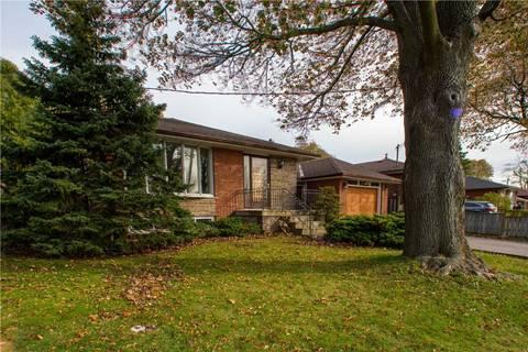 House for sale at 7 Doerr Rd Toronto Ontario - MLS: E4628228