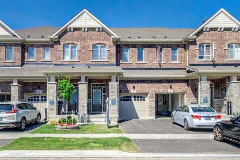 Townhouse for sale at 7 Doris Pawley Cres Caledon Ontario - MLS: W4820250