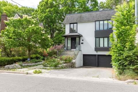 House for sale at 7 Douglas Cres Toronto Ontario - MLS: C4811577