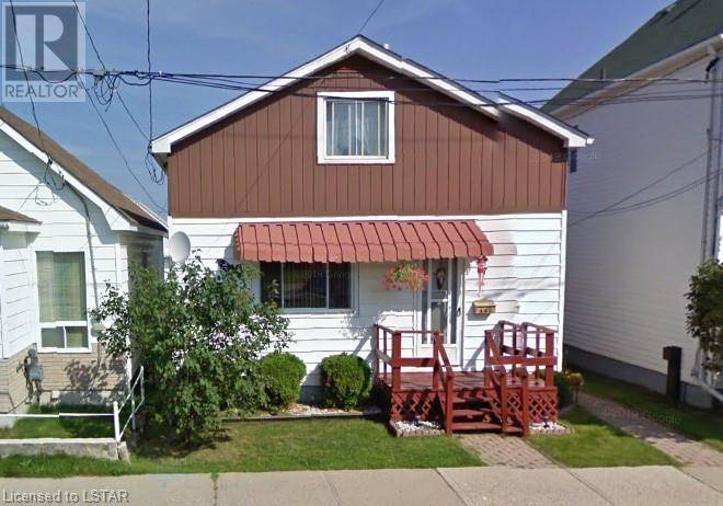House for sale at 7 Dwyer Ave Timmins Ontario - MLS: 244486
