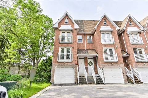 Townhouse for sale at 7 Eby Wy Markham Ontario - MLS: N4454189
