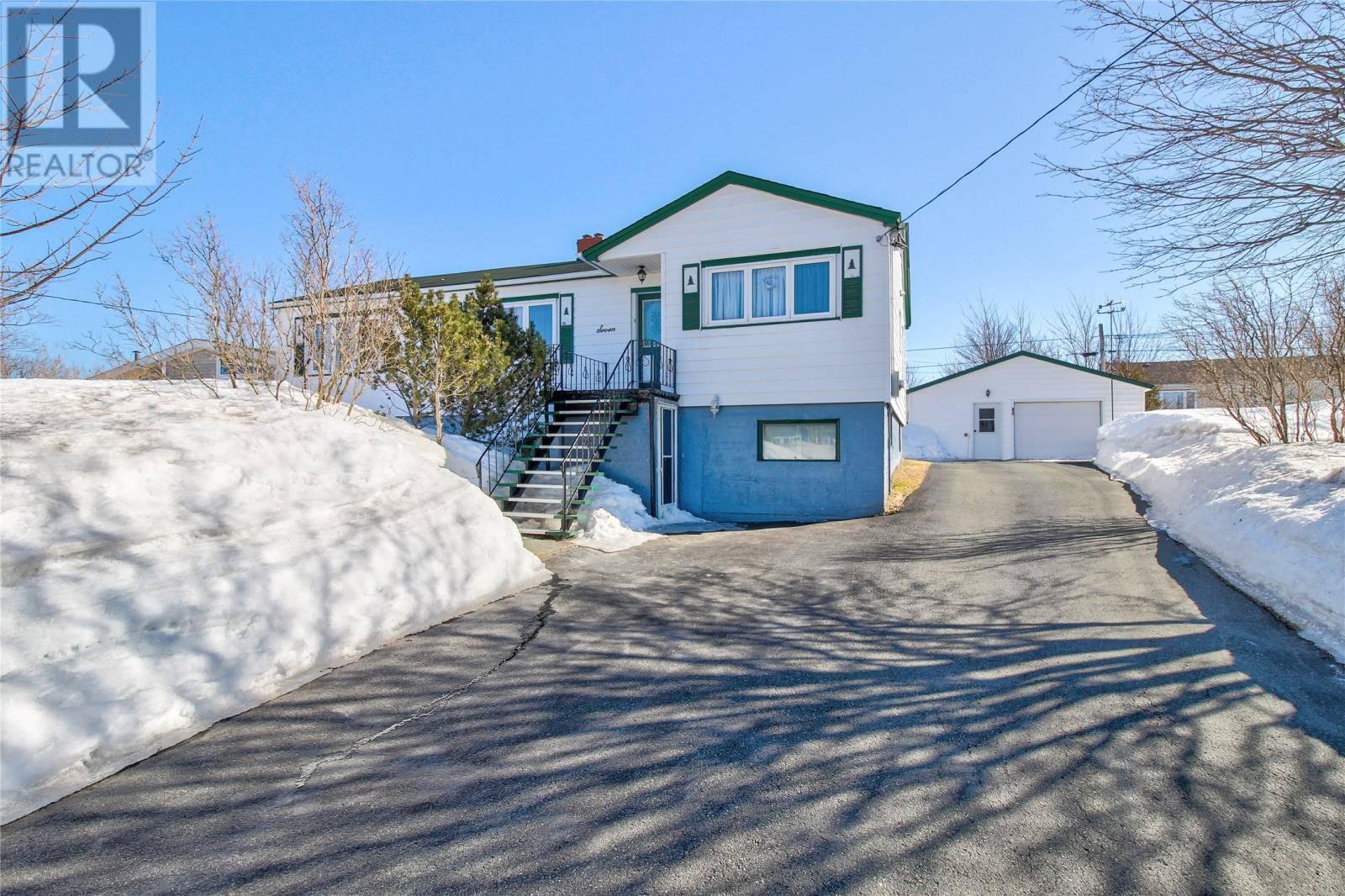House for sale at 7 Edinburgh Dr Mount Pearl Newfoundland - MLS: 1212662