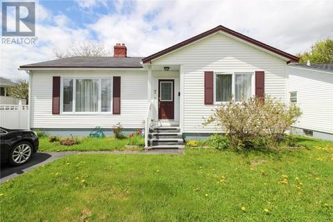 House for sale at 7 Ennis Ave St. John's Newfoundland - MLS: 1198052