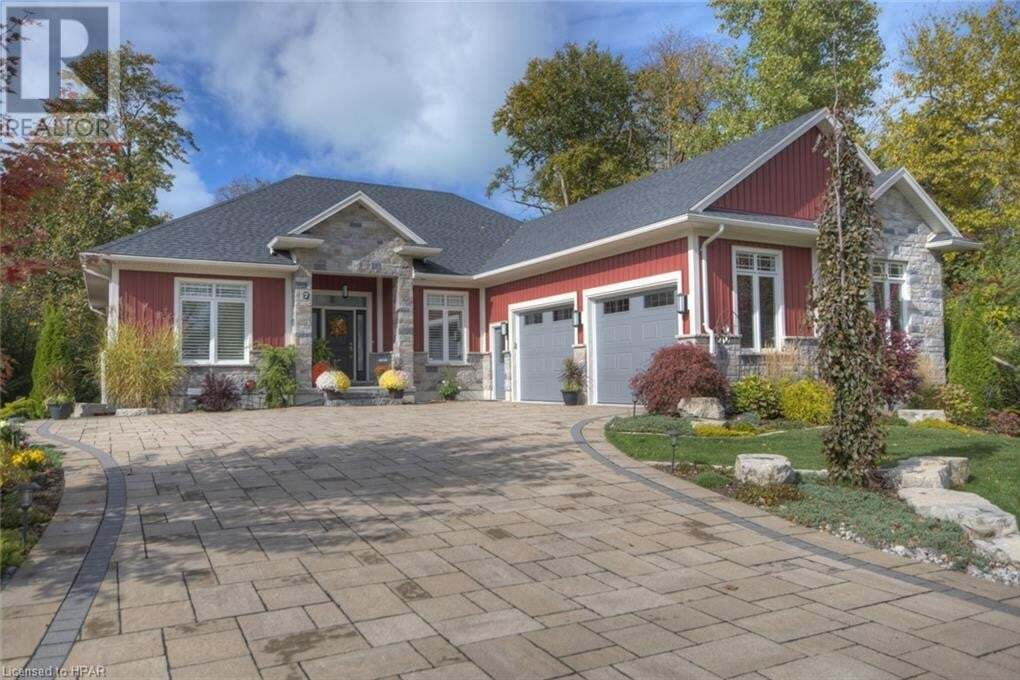 House for sale at 7 Eugene St Bayfield Ontario - MLS: 40035911