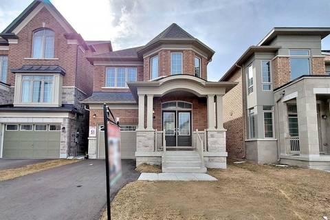 House for sale at 7 Falconridge Terr East Gwillimbury Ontario - MLS: N4724769