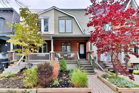 Townhouse for sale at 7 Fenwick Ave Toronto Ontario - MLS: E4963928