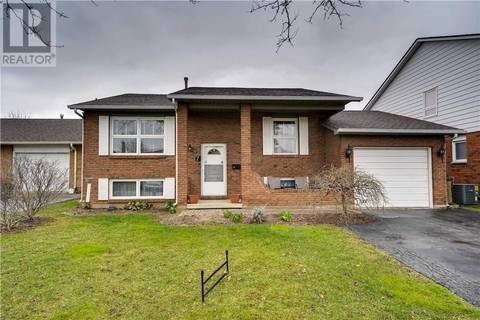 House for sale at 7 Fieldgate Dr Brantford Ontario - MLS: 30725678
