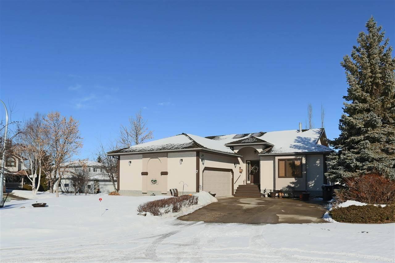 House for sale at 7 Fieldstone Cv  Spruce Grove Alberta - MLS: E4191599
