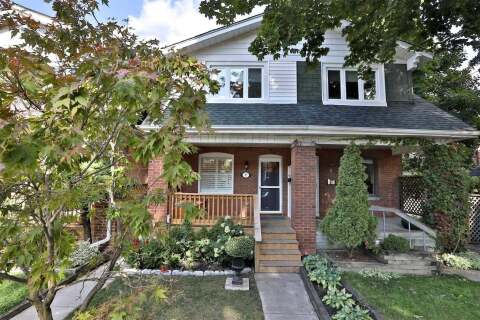 Townhouse for sale at 7 Forsyth Rd Toronto Ontario - MLS: C4922291