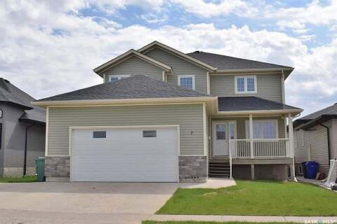 House for sale at 7 Gillingham Cres Prince Albert Saskatchewan - MLS: SK811374