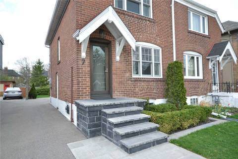 Townhouse for rent at 7 Glenbrae Ave Toronto Ontario - MLS: C4699780