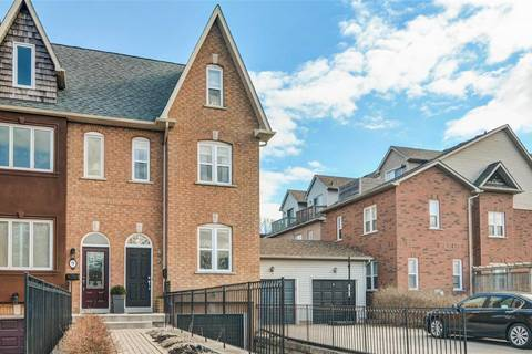 Townhouse for sale at 7 Glenn Morrow Me Toronto Ontario - MLS: E4427961