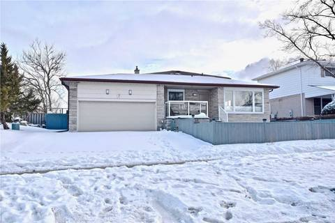 House for sale at 7 Glenridge Rd Barrie Ontario - MLS: S4679589