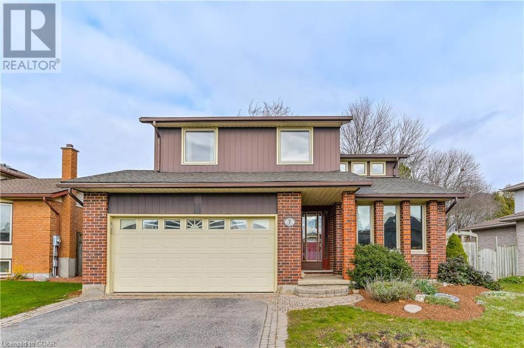 Removed: 7 Greenwich Drive, Guelph, ON - Removed on 2020-11-24 23:30:55