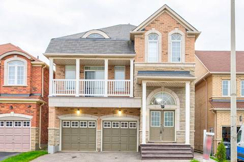 House for sale at 7 Grover Rd Brampton Ontario - MLS: W4483214