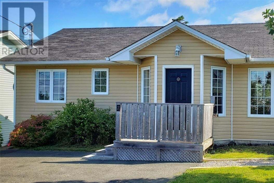 House for sale at 7 Haddons Pl Conception Bay South Newfoundland - MLS: 1218755