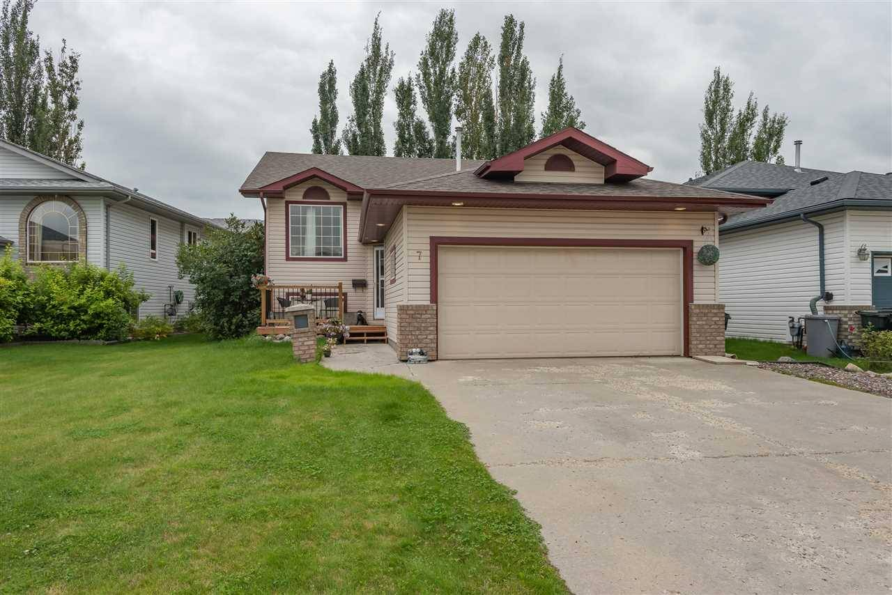 House for sale at 7 Halden Cres Spruce Grove Alberta - MLS: E4169645