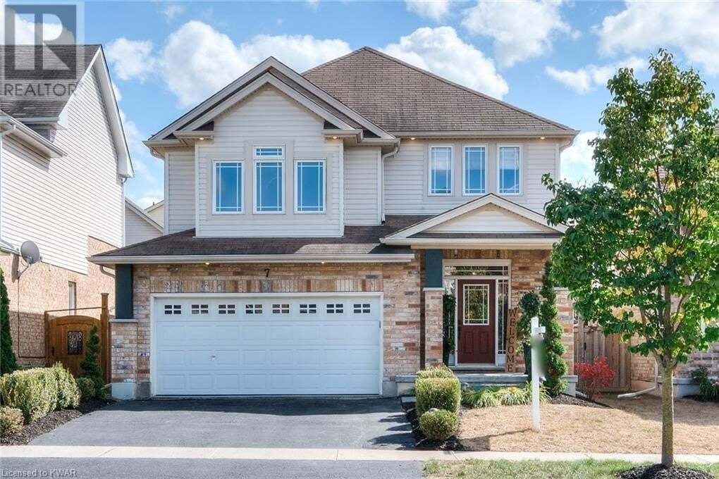 House for sale at 7 Hardcastle Dr Cambridge Ontario - MLS: 40023101