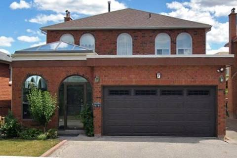 House for sale at 7 Harmonia Cres Vaughan Ontario - MLS: N4431186