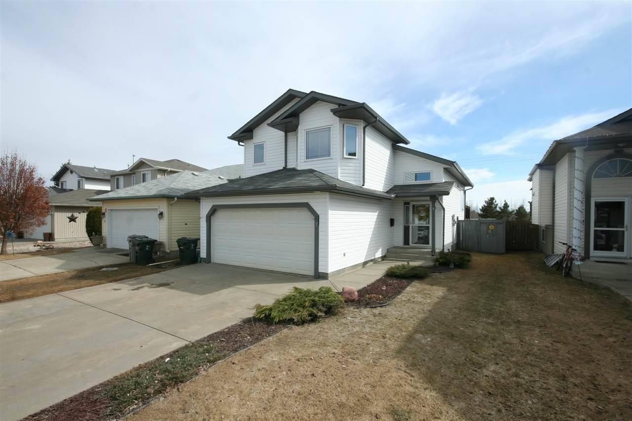 House for sale at 7 Harmony Ct E Stony Plain Alberta - MLS: E4187032