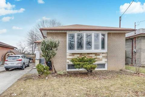 House for sale at 7 Hathway Dr Toronto Ontario - MLS: E4732993