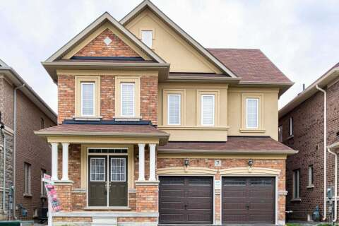 House for sale at 7 Henry Moody Dr Brampton Ontario - MLS: W4904014