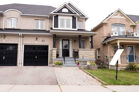 Townhouse for sale at 7 Hollier Dr Ajax Ontario - MLS: E4577175