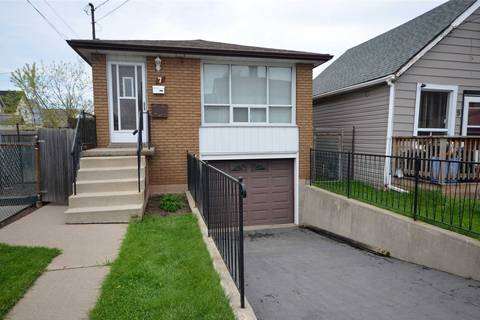 House for sale at 7 Hope Ave Hamilton Ontario - MLS: X4445036