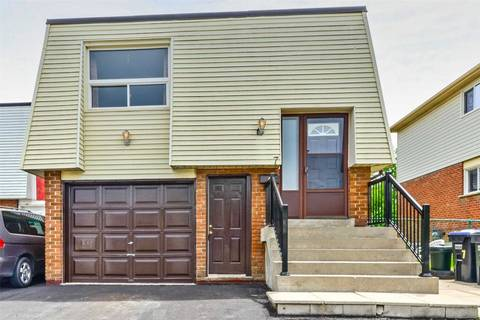 Townhouse for sale at 7 Horne Dr Brampton Ontario - MLS: W4488479