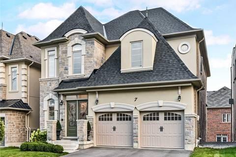 House for sale at 7 Horse Rake Rd Vaughan Ontario - MLS: N4609701