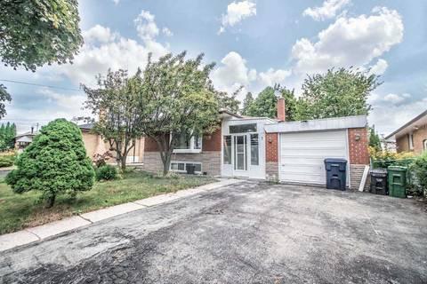 House for rent at 7 Ingrid Dr Toronto Ontario - MLS: E4569229