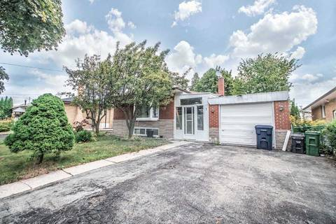 House for rent at 7 Ingrid Dr Toronto Ontario - MLS: E4611094