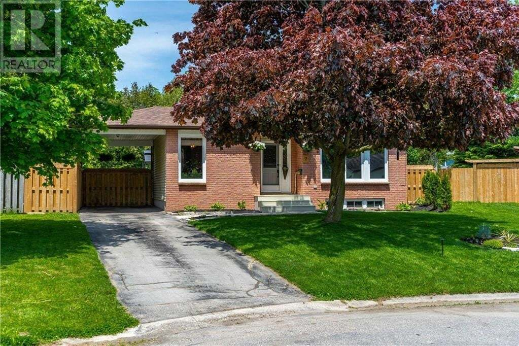 House for sale at 7 Irving Ct Port Dover Ontario - MLS: 30807226