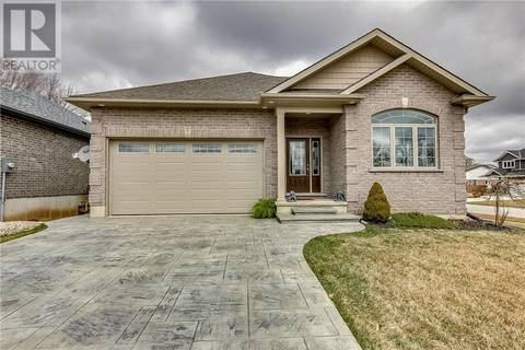 House for sale at 7 Irving Dr Norwich Ontario - MLS: 186614