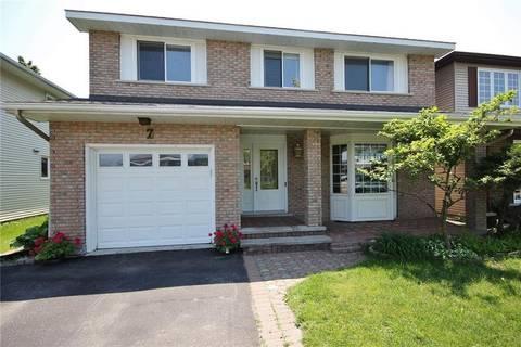 House for sale at 7 Ivylea St Ottawa Ontario - MLS: 1158864