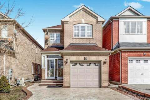 House for sale at 7 Jack Monkman Cres Markham Ontario - MLS: N4779696