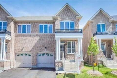 Townhouse for rent at 7 Jackson Eli Wy Markham Ontario - MLS: N4953483